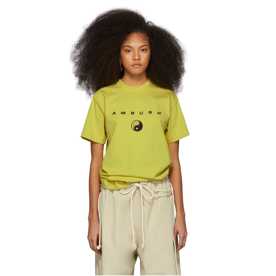 Ambush 黄绿色短袖 $111(约763元)