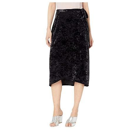 一折好价~Juicy Couture 天鹅绒半身裙 $19.99(约137元)